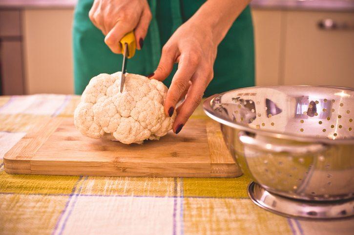 Food preparation, 15 Minute Lunch recipe- Cauliflower Tikka Masala, by healthista.com (slider)