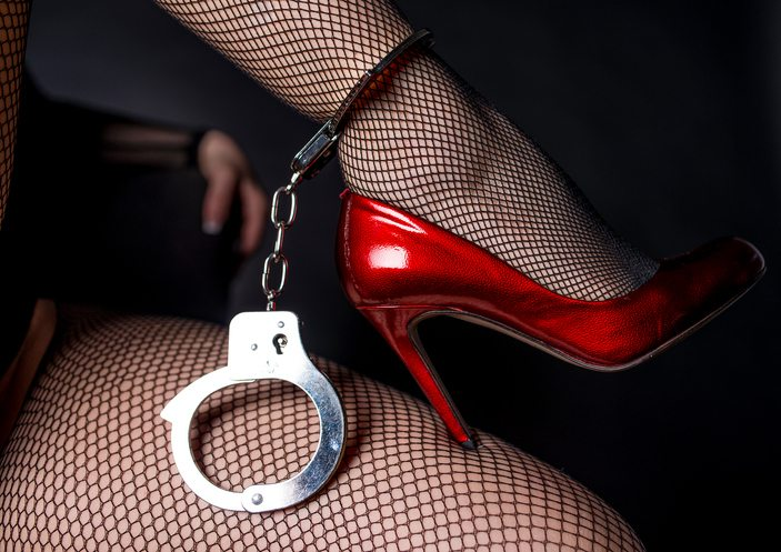seduction and domination, Beginners Guide to BDSM, by Healthista.com