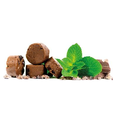 mint protein bites SAF, WE LOVE SAF raw snacks by healthista