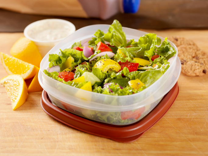 salad in a lunchbox, 6 best healthy lunch swaps for a nourishin midday meal by healthista
