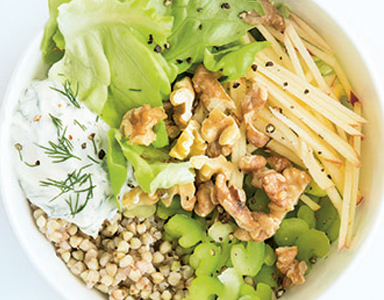 5 easy grain bowl recipes, by healthista (1)