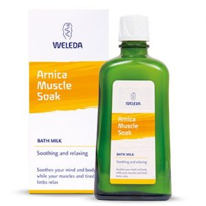 Arnica Muscle Soak 200ml healthista shop