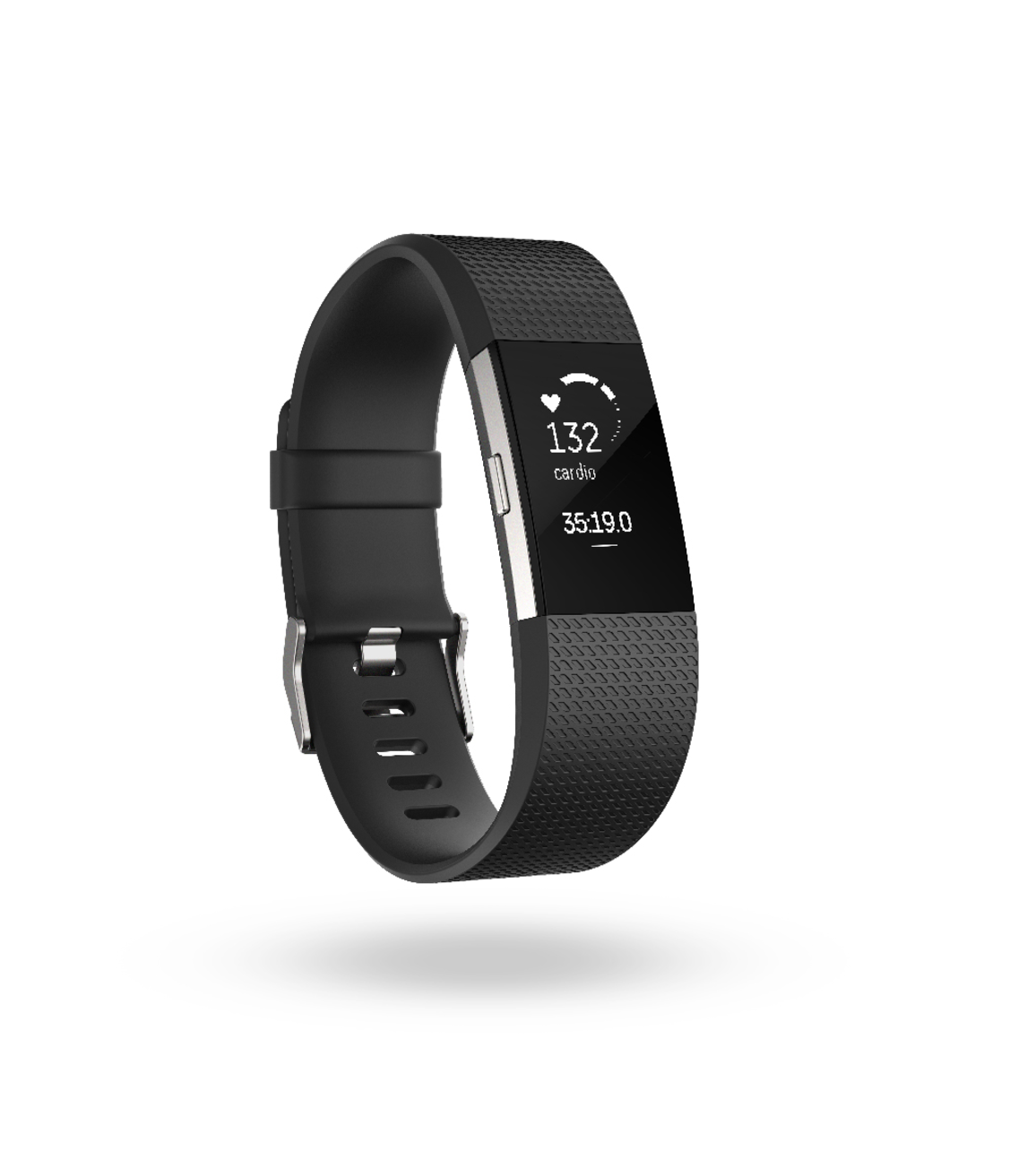 Best new stylish fitness trackers. Fitbit Charge 2. Healthista