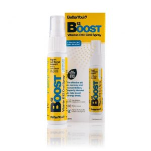 Better You Boost B12 Oral Spray 25ml Healthista Shop