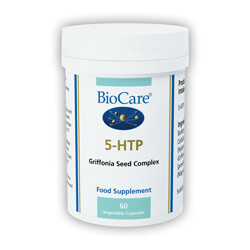 Biocare, 5-HTP 50mg 60 capsule healthista shop