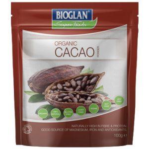 Bioglan 25% OFF Superfoods Raw Cacao Powder 100g Healthista shop