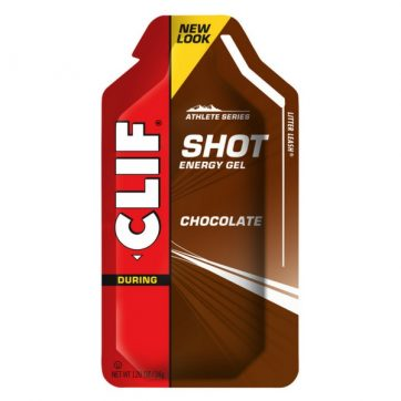 Clif Shot Gel Chocolate Healthista Shop Web
