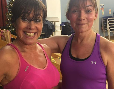 Lorraine Kelly's Brand New You review Party vibes and dancefloor moves