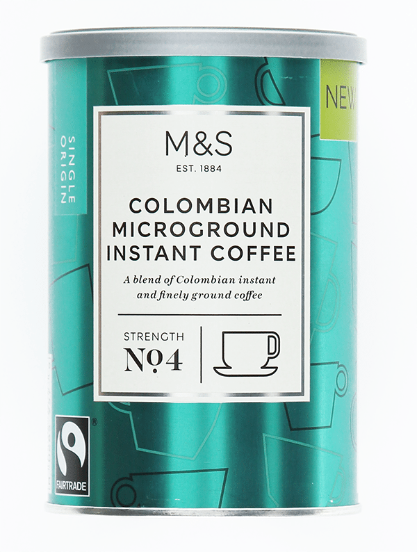 M&S fairtrade coffee, best fairtrade foods, by healthsita.com