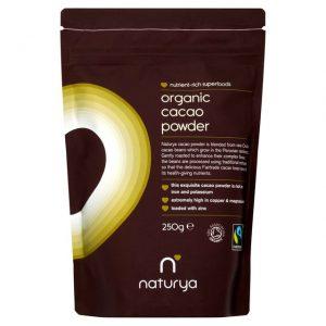 Org Fair Trade Cacao Powder 250g healthista shop