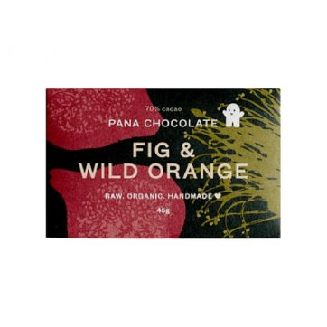 Pana Chocolate Fig and Wild Orange Healthista Shop Web