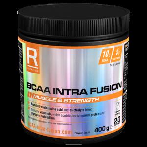 Reflex BCAA Intra Fusion - F.Punch 400g healthista shop