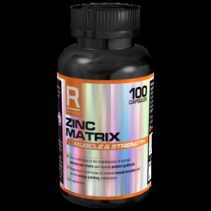 Reflex Zinc Matrix 100 capsule healthista shop