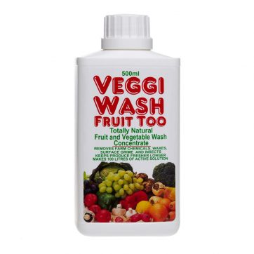 Veggi Wash Concentrate Healthista Shop