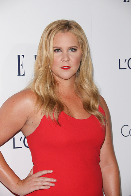 amy schumer, 8 best ways to be the most powerful version of you on International Women's Dayy healthista