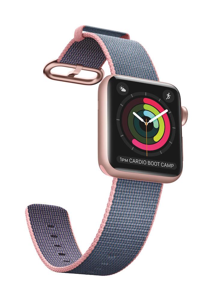 best sylish fitness tracker. Apple watch. Healthista