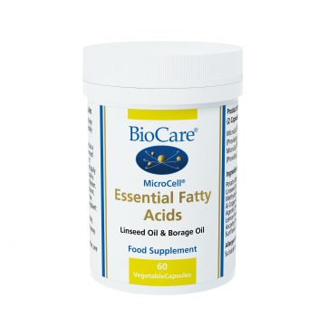 biocare microcell essential fatty acids healthista shop