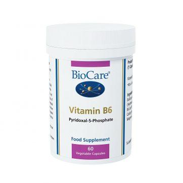 biocare vitamin b6 healthista shop