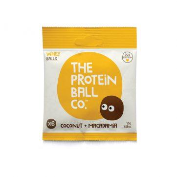 the protein ball co. coconut and macadamia protein balls healthista shop