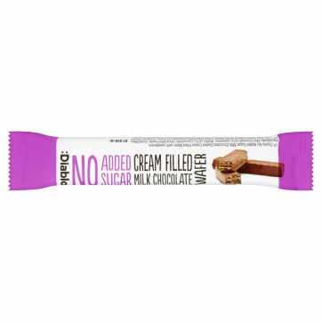 diablo cream filled chocolate wafer healthista shop