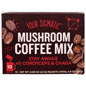four sigmatic mushroom coffee cordyceps and chaga healthista shop