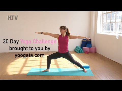 Learn yoga online in 30 days - Day 6