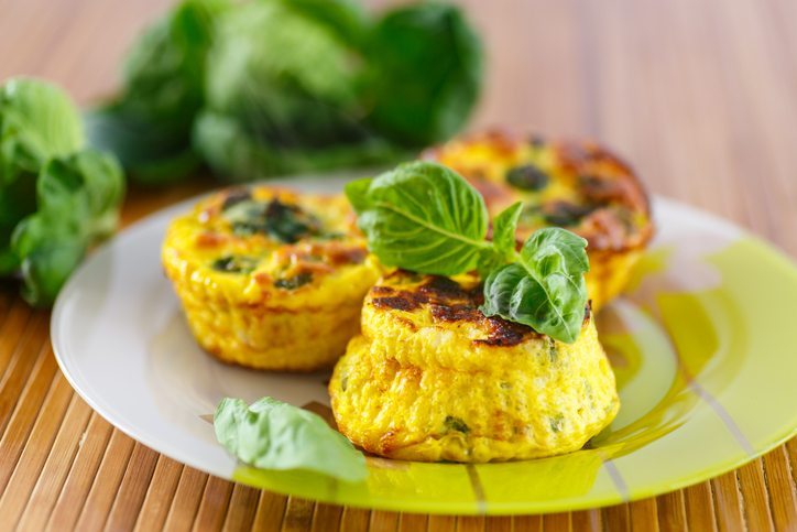 quiche cups Tired? Bloated? Skin dry and itchy? You might have fatty liver Healthista
