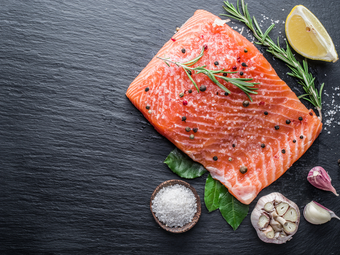 salmon What to eat for a healthy smile Healthista