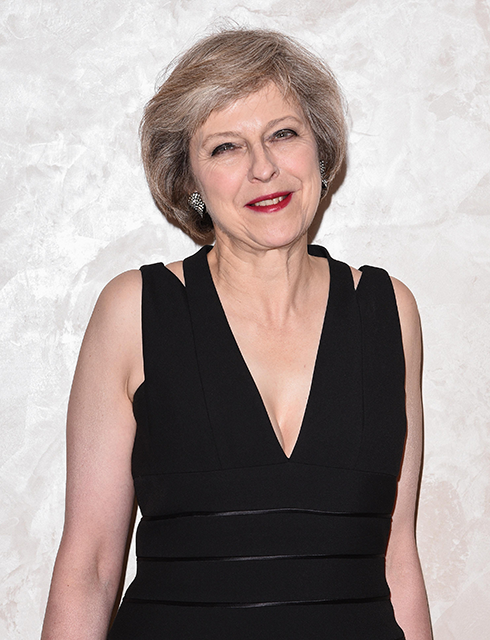 theresa may, 8 best ways to be the most powerful version of you on International Women's Day by healthista