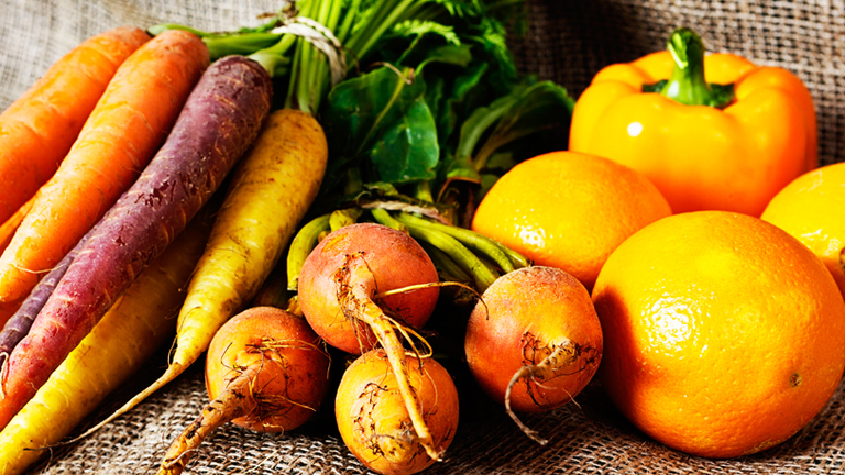 vegetables, what to eat for ageing skin by healthista.com