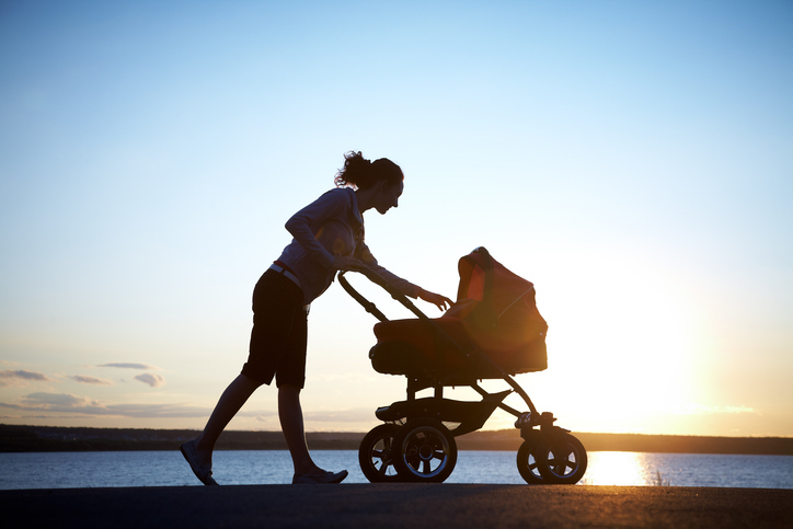 stroller The truth about caesarean sections Healthista