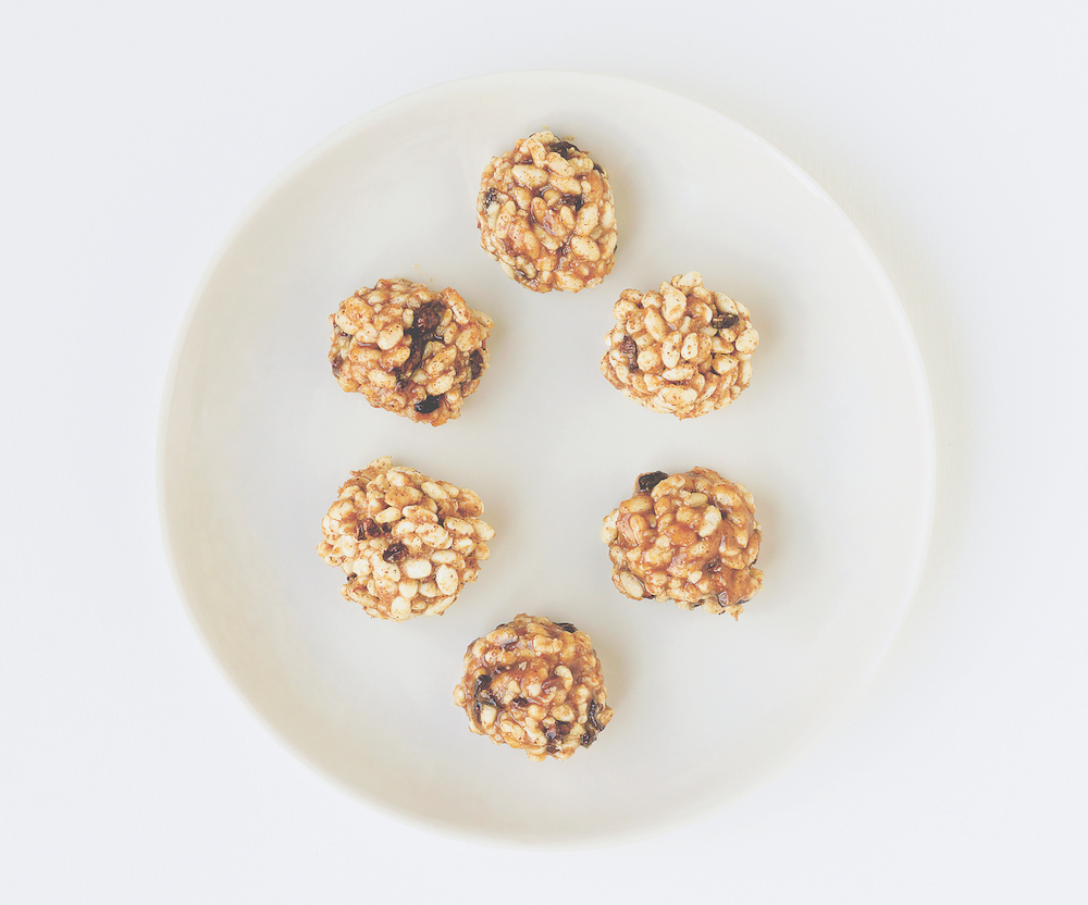 Puffed almond 5 protein ball recipes that will make you stop craving chocolate at 4 p.m. Healthista