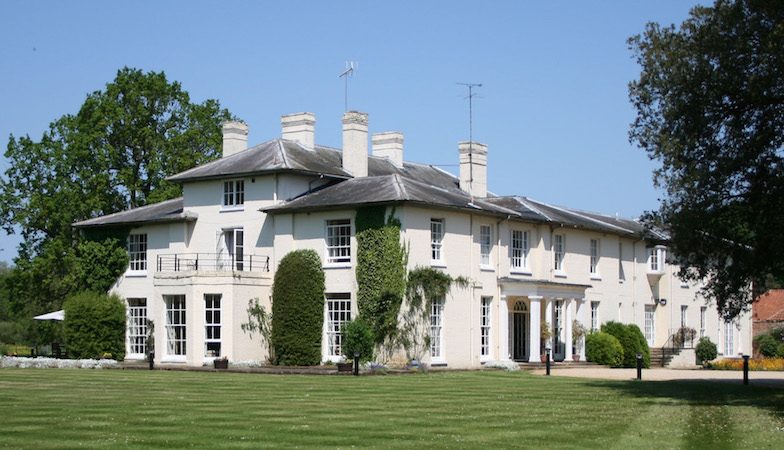 Spa of the week: Congham Hall, Norfolk, England Healthista