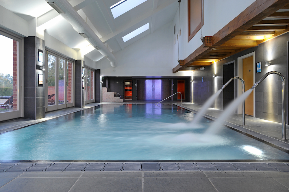 Spa_swimming pool_Spa of the week: Congham Hall, Norfolk, England Healthista