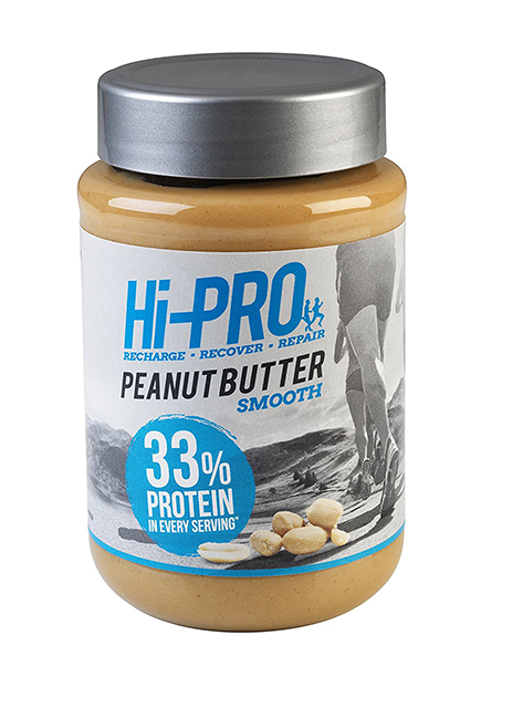 hi pro peanut butter, best nut butters by healthista
