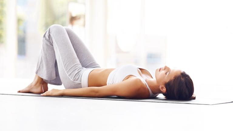 main, yoga for anxiety by healthista.com