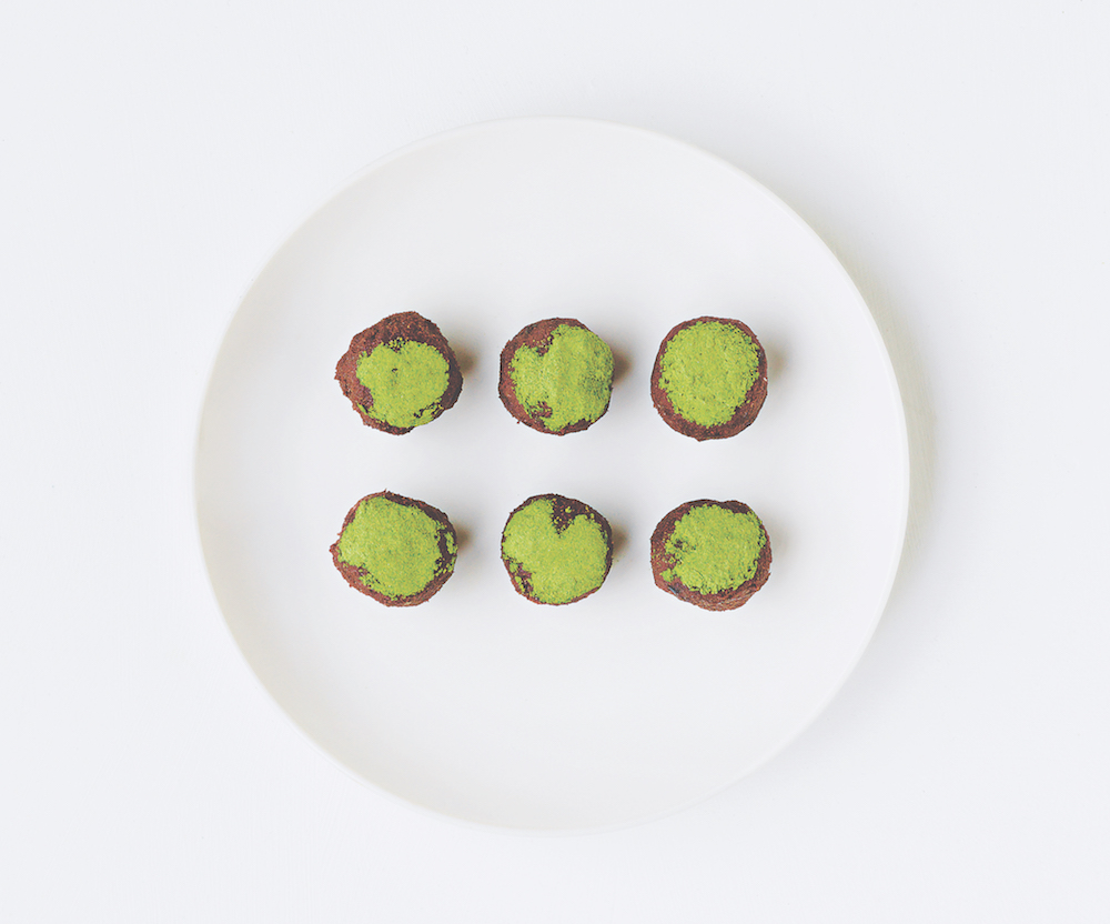 matcha chocolate 5 protein ball recipes that will make you stop craving chocolate at 4 p.m. Healthista