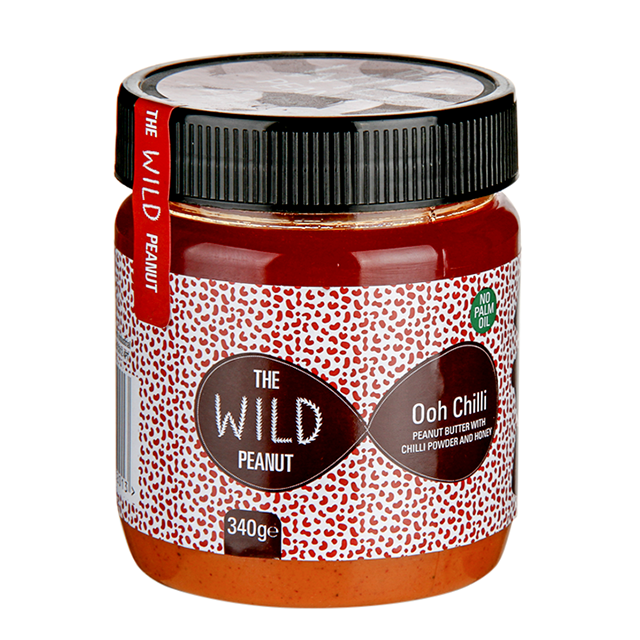 peanut chilli nut butter, best nut butters by healthista