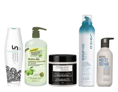 the best co-washes for your hair type Healthista feature