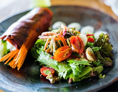 why you're not losing weight on a vegan diet. featured. healthista