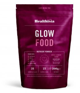 Healthista glow food for skin