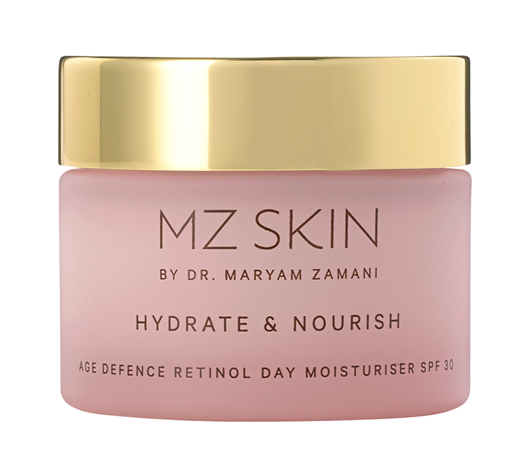 MZ skin moisturiser, Secrets of doctors with beautiful skin by healthista