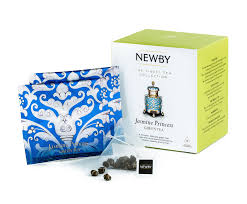 Newby Jasmine princess Green Tea, 9 best tasting green teas for beginners, by healthista.com (2)