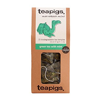 Teapigs Marrakesh Mint Green Tea