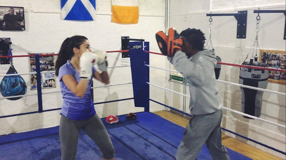 boxing photo, I trained like a boxer for six weeks and this is what happened by healthista