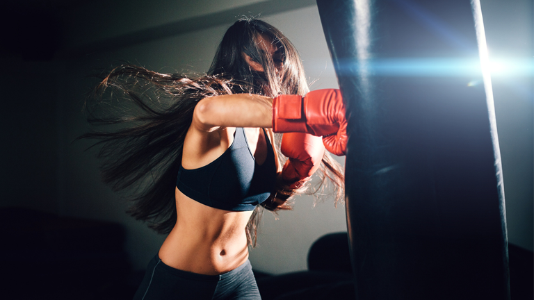 boxing woman main, I trained like a boxer for six weeks and this is what happened by healthista