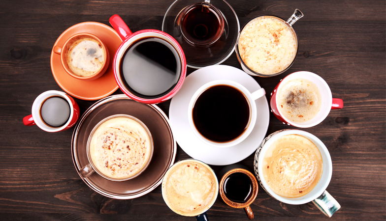 different types of coffee slider, 5 pitfalls when it comes to coffee by healthista