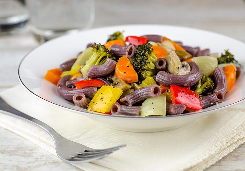 gusto nero macoroni, BEST gluten free pasta alternatives, by healthista (1)