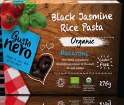 gusto nero macoroni, BEST gluten free pasta alternatives, by healthista (2)