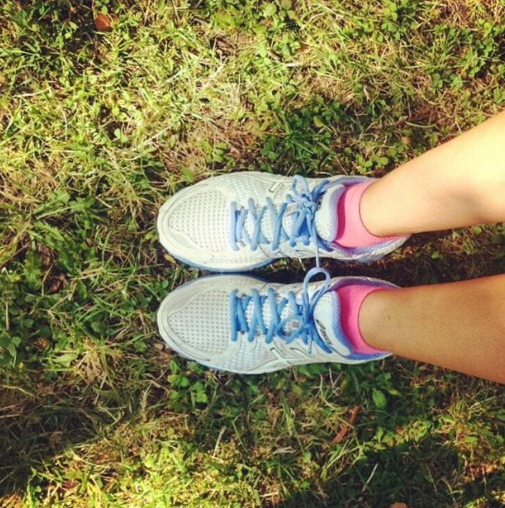 running shoes, I trained like a boxer for six weeks and this is what happened by healthista